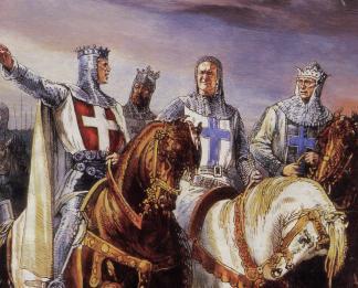Križiaci bojovali, ale aj nosili domov novinky
